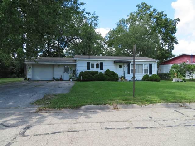 105 Farwell Avenue, Sturgis, MI 49091 (MLS #21107084) :: BlueWest Properties