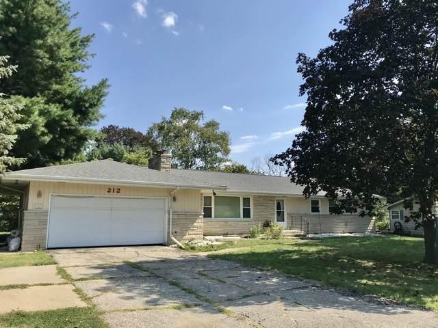 212 Maplecrest Avenue, Sturgis, MI 49091 (MLS #21107127) :: Sold by Stevo Team | @Home Realty