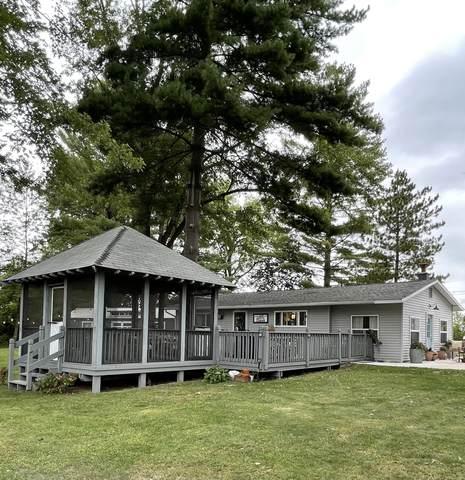 597 Zale Drive, Coldwater, MI 49036 (MLS #21107137) :: The Hatfield Group