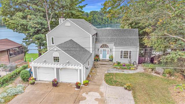 3781 Maple Lane, Berrien Springs, MI 49103 (MLS #21107258) :: Sold by Stevo Team | @Home Realty