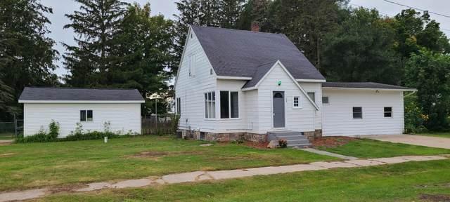 144 Clark Street, Six Lakes, MI 48886 (MLS #21107299) :: Sold by Stevo Team | @Home Realty