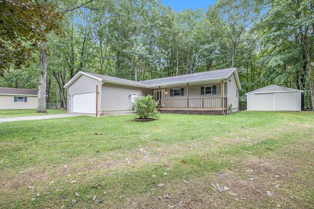 5743 W Dewey Road, Ludington, MI 49431 (MLS #21107468) :: Sold by Stevo Team   @Home Realty