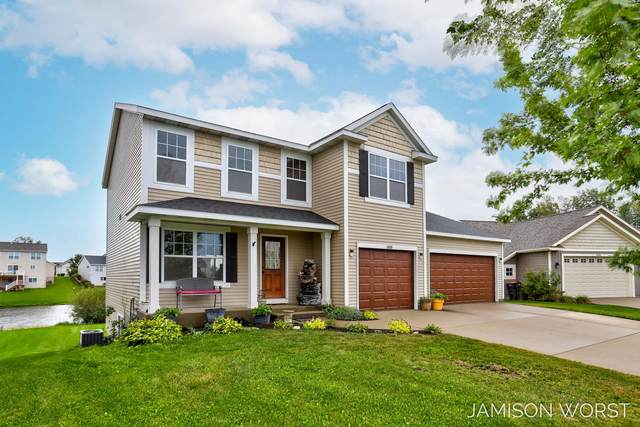 3690 Hickoryrow Court, Holland, MI 49424 (MLS #21107620) :: JH Realty Partners
