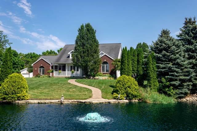 5892 60th Avenue, Hudsonville, MI 49426 (MLS #21107646) :: Sold by Stevo Team | @Home Realty
