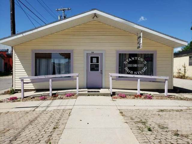 119 N Camburn Street, Stanton, MI 48888 (MLS #21107673) :: Keller Williams Realty | Kalamazoo Market Center