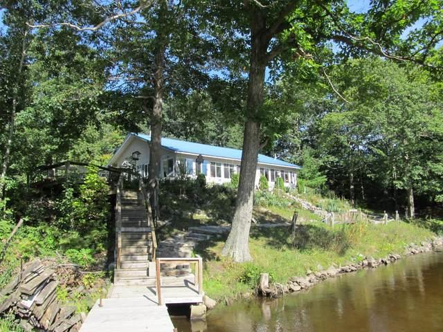 1189 W White Road, Free Soil, MI 49411 (MLS #21107689) :: Sold by Stevo Team | @Home Realty