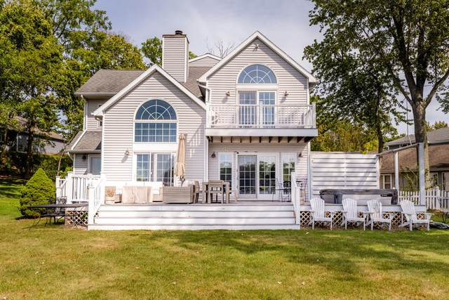 8712 Shore Drive, Watervliet, MI 49098 (MLS #21107755) :: Deb Stevenson Group - Greenridge Realty