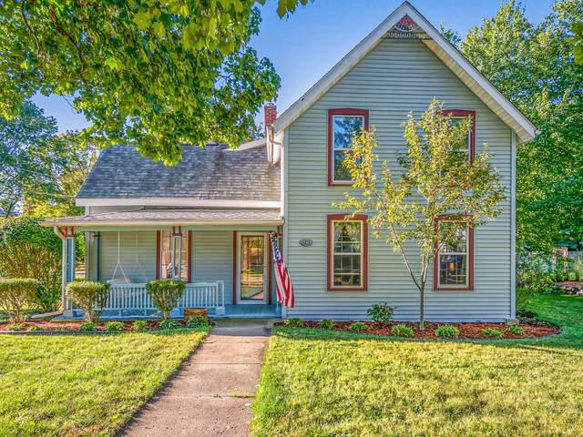 601 W Mansion Street, Marshall, MI 49068 (MLS #21107816) :: Deb Stevenson Group - Greenridge Realty