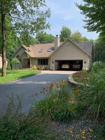 4339 W Fox Farm Road, Manistee, MI 49660 (MLS #21107836) :: Sold by Stevo Team | @Home Realty