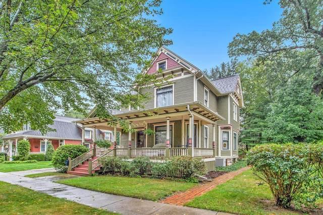 312 N Eagle Street, Marshall, MI 49068 (MLS #21107845) :: Deb Stevenson Group - Greenridge Realty