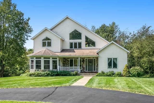 9488 Park Ridge Trail, Berrien Center, MI 49102 (MLS #21107870) :: Sold by Stevo Team | @Home Realty