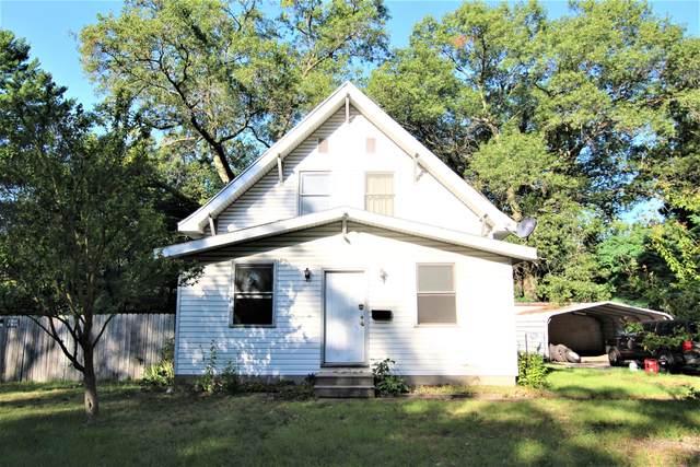3113 Park Street, Muskegon Heights, MI 49444 (MLS #21107900) :: Sold by Stevo Team | @Home Realty