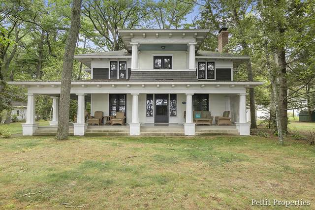 6674 Lake Front Drive, Montague, MI 49437 (MLS #21107908) :: JH Realty Partners