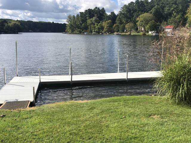 110 E Baldwin Lake Drive, Greenville, MI 48838 (MLS #21107913) :: JH Realty Partners