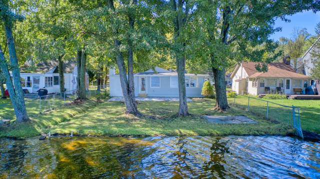 14038 Edgewater Drive, Gregory, MI 48317 (MLS #21107923) :: Sold by Stevo Team | @Home Realty