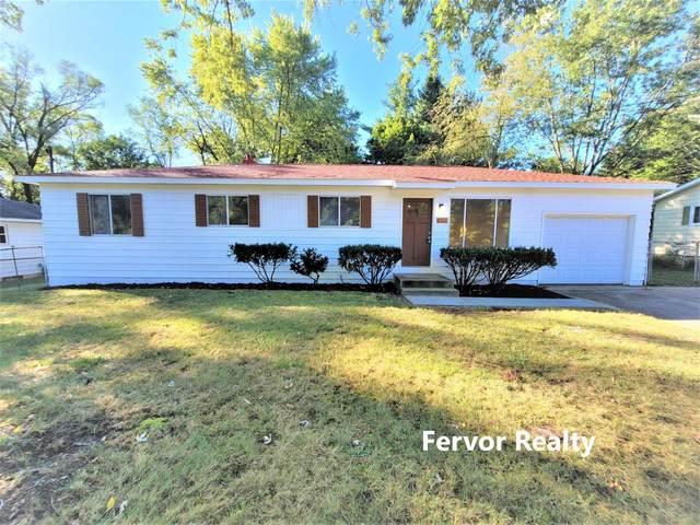 5614 Morgan, Battle Creek, MI 49037 (MLS #21107960) :: Deb Stevenson Group - Greenridge Realty