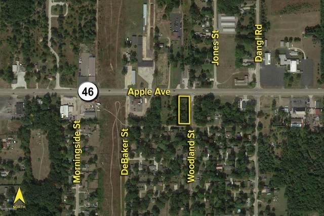 V/L E Apple Avenue, Muskegon, MI 49442 (MLS #21107961) :: Deb Stevenson Group - Greenridge Realty