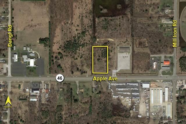 E Apple Avenue 17 & 18, Muskegon, MI 49442 (MLS #21107968) :: Deb Stevenson Group - Greenridge Realty