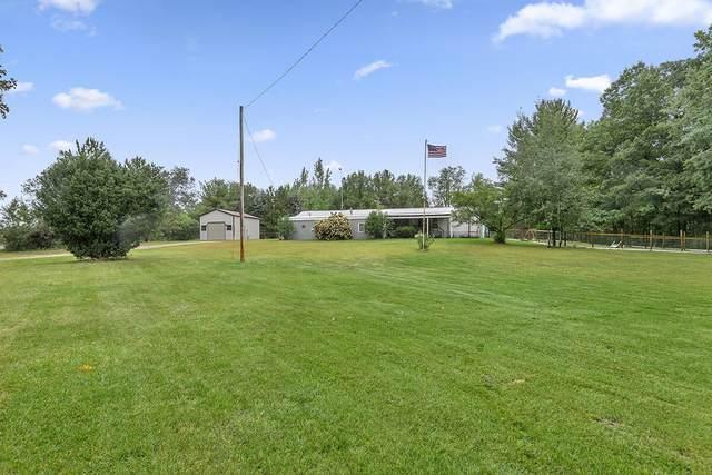 14480 Deaner Road, Howard City, MI 49329 (MLS #21107992) :: Deb Stevenson Group - Greenridge Realty