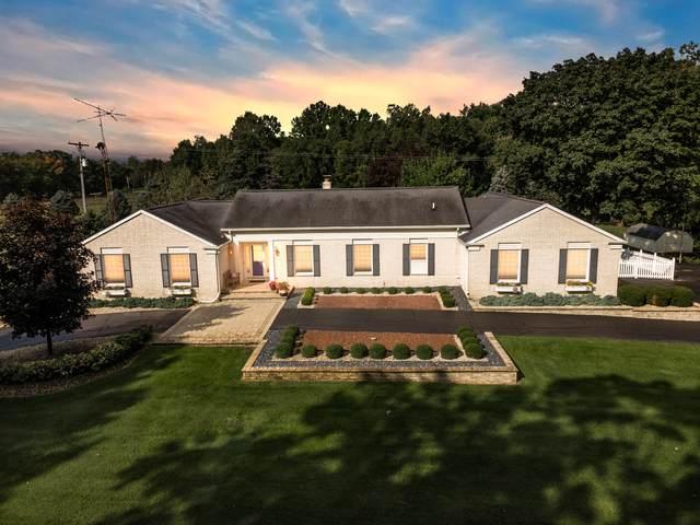3100 Wellman Road, Parma, MI 49269 (MLS #21108002) :: Sold by Stevo Team   @Home Realty