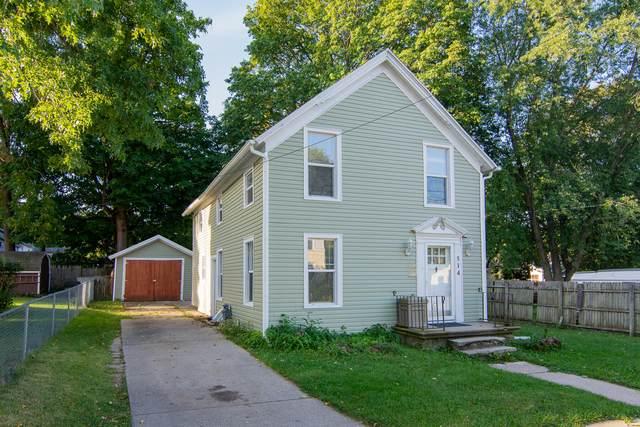 514 Hickory Street, Niles, MI 49120 (MLS #21108024) :: JH Realty Partners