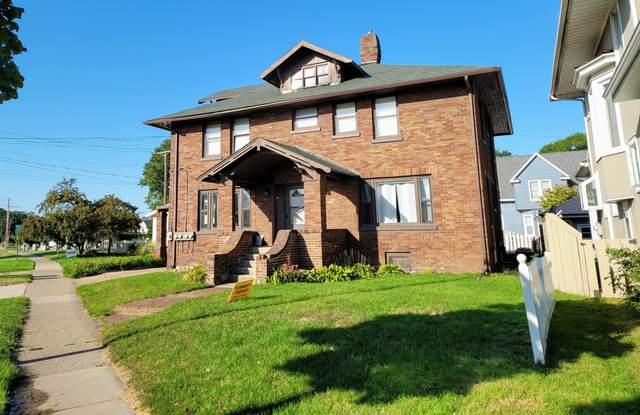 1622 Lakeshore Drive, St. Joseph, MI 49085 (MLS #21108028) :: Deb Stevenson Group - Greenridge Realty