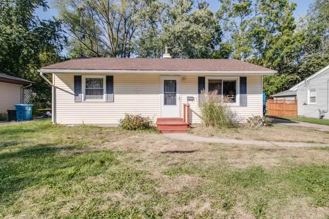 760 Ingram Street, Battle Creek, MI 49015 (MLS #21108034) :: Deb Stevenson Group - Greenridge Realty