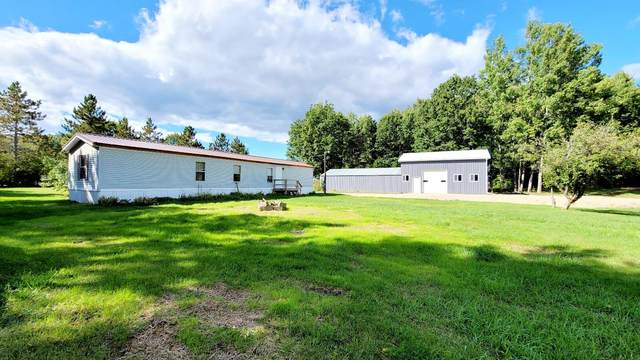 7790 NW West County Line Rd Road, Riverdale, MI 48877 (MLS #21108043) :: BlueWest Properties