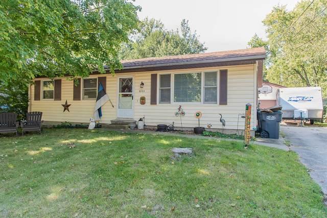 6722 Fescue Street, Portage, MI 49024 (MLS #21108044) :: JH Realty Partners