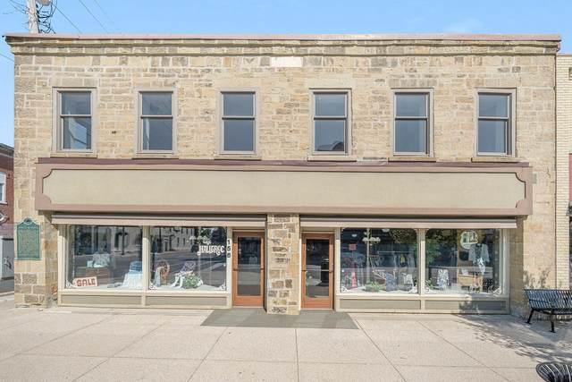 156 W Michigan Avenue, Marshall, MI 49068 (MLS #21108052) :: Deb Stevenson Group - Greenridge Realty