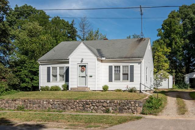 166 Ridgewood Street, Kalamazoo, MI 49001 (MLS #21108061) :: Deb Stevenson Group - Greenridge Realty