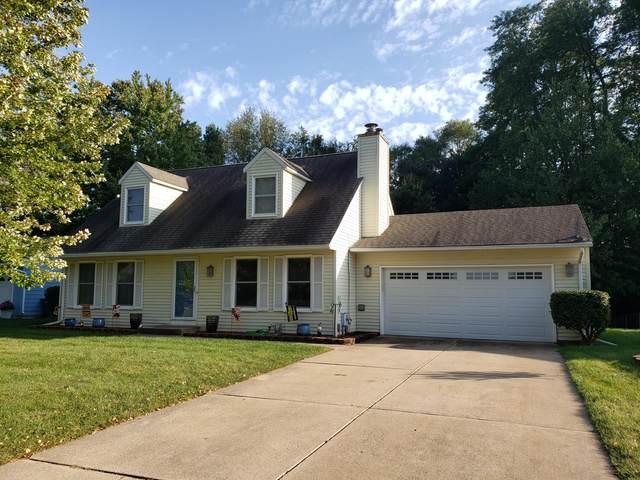 4419 Stonebrooke Avenue, Kalamazoo, MI 49009 (MLS #21108075) :: Deb Stevenson Group - Greenridge Realty