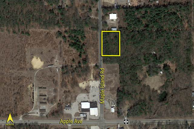840 S Maple Island Road, Muskegon, MI 49442 (MLS #21108158) :: Keller Williams Realty | Kalamazoo Market Center
