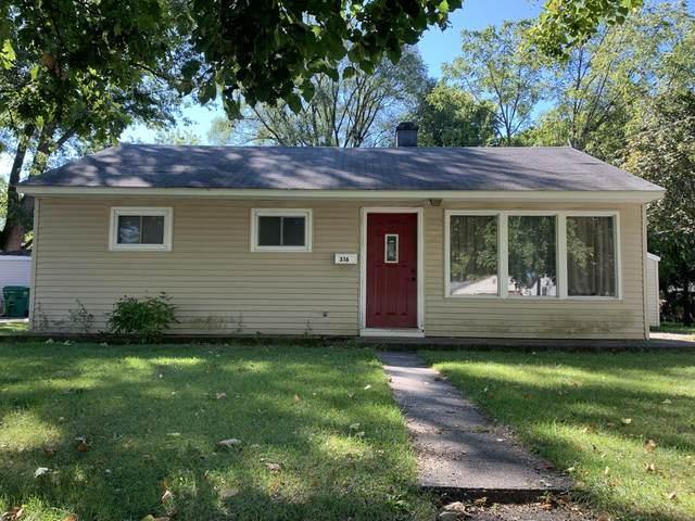 316 Elizabeth Street, Sturgis, MI 49091 (MLS #21108175) :: Sold by Stevo Team | @Home Realty