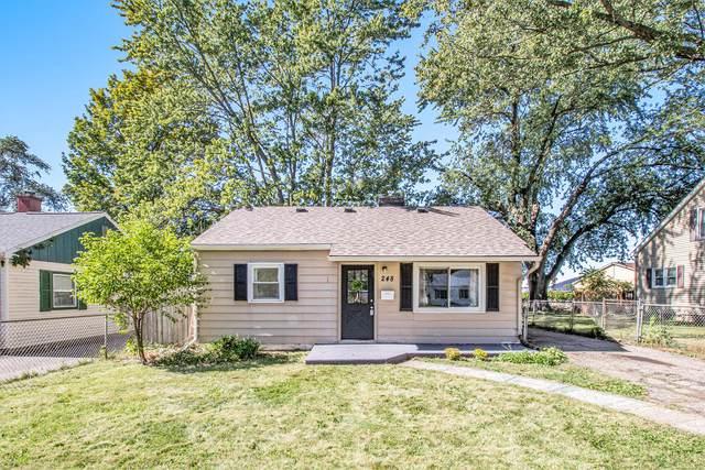 248 S Lavista, Battle Creek, MI 49015 (MLS #21108312) :: BlueWest Properties