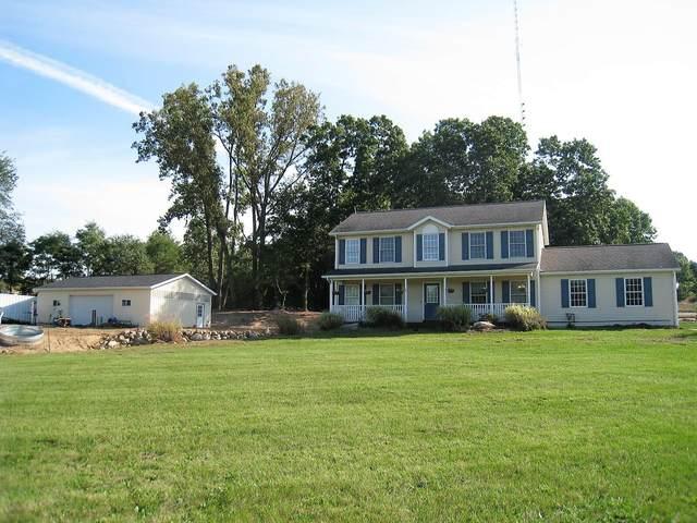 2990 Lincoln Lake Avenue NE, Lowell, MI 49331 (MLS #21108318) :: Sold by Stevo Team   @Home Realty