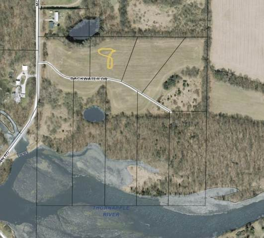 Parcel 8 Backwater Drive, Middleville, MI 49333 (MLS #21108321) :: The Hatfield Group