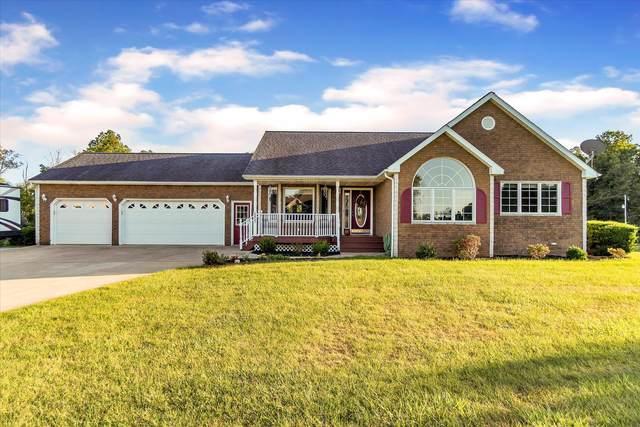4827 Marian Hill, Pleasant Lake, MI 49272 (MLS #21108632) :: Sold by Stevo Team | @Home Realty
