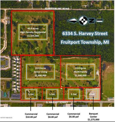 6334-1 S Harvey Street, Fruitport, MI 49415 (MLS #21108723) :: The Hatfield Group
