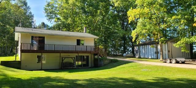 8489 N Six Lakes Road, Six Lakes, MI 48886 (MLS #21108939) :: The Hatfield Group