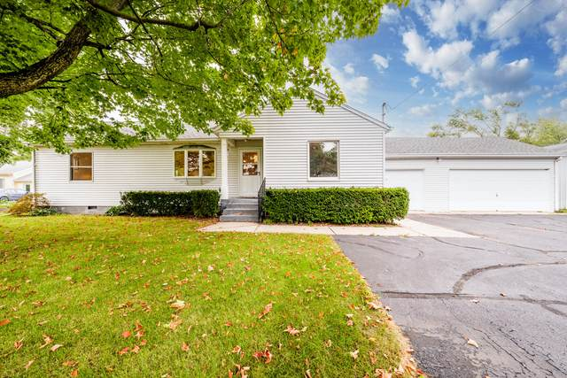 1523 E Nickerson Avenue, Benton Harbor, MI 49022 (MLS #21108965) :: Sold by Stevo Team | @Home Realty