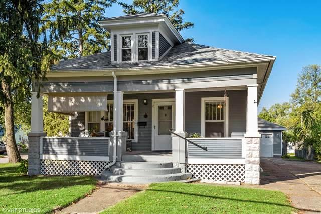 412 S Elm Street, Three Oaks, MI 49128 (MLS #21108967) :: Sold by Stevo Team | @Home Realty