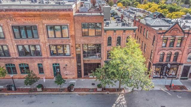 101 W Liberty Street #210, Ann Arbor, MI 48104 (MLS #21108973) :: Sold by Stevo Team | @Home Realty