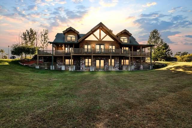 84722 Beechwood Isle Dr, Lawton, MI 49065 (MLS #21109016) :: Keller Williams Realty | Kalamazoo Market Center