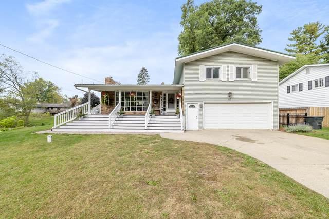 167 Woodridge Drive, Battle Creek, MI 49017 (MLS #21109055) :: Sold by Stevo Team | @Home Realty