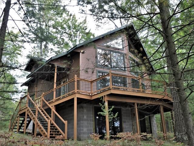8245 Little Lake Drive, Irons, MI 49644 (MLS #21109092) :: The Hatfield Group