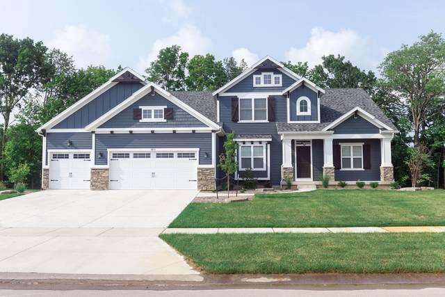 4873 Prairie River Drive SE, Grand Rapids, MI 49512 (MLS #21109121) :: JH Realty Partners