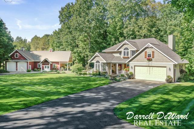3611 W Arbor Drive, Grant, MI 49327 (MLS #21109164) :: Sold by Stevo Team | @Home Realty