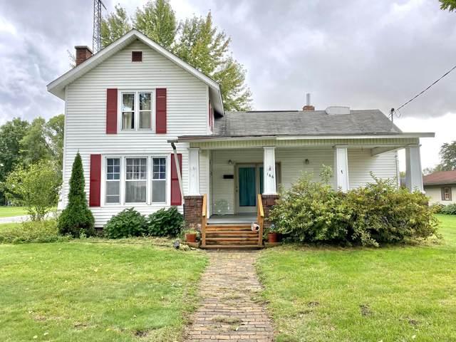 166 E Corey Street, Bronson, MI 49028 (MLS #21109211) :: The Hatfield Group