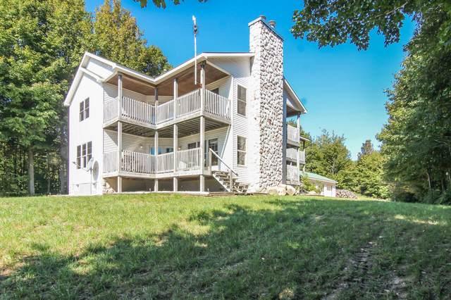 11475B Nurnberger Road, Bear Lake, MI 49614 (MLS #21109245) :: Sold by Stevo Team | @Home Realty